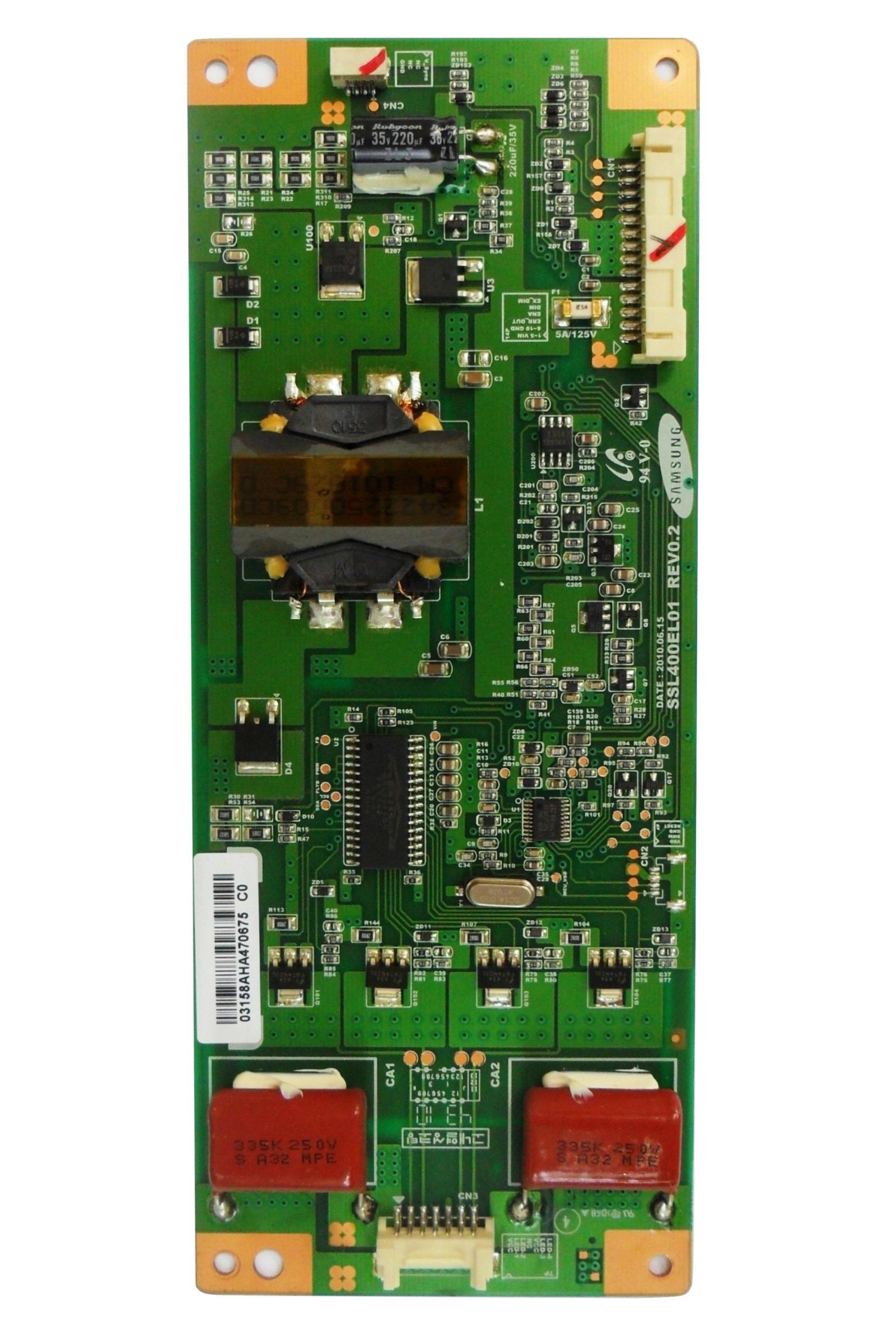 CONVERTOR SSL400EL01 REV0.2