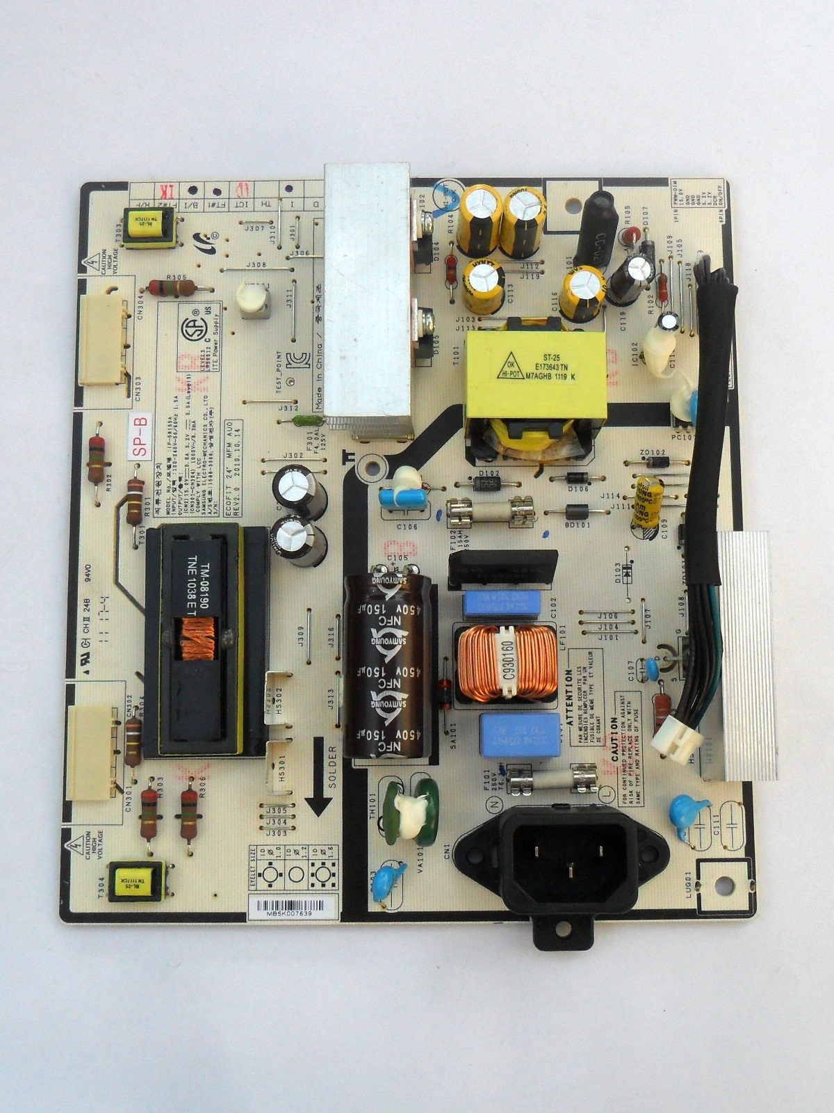 IP BOARD SAMSUNG BN44-00226H