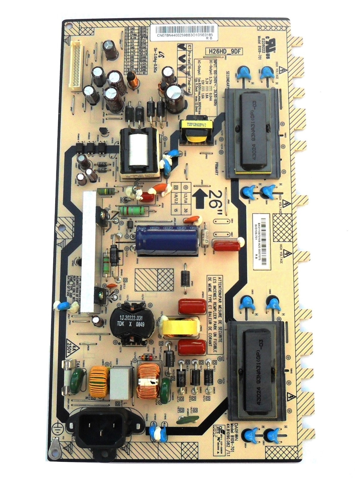 IP BOARD SAMSUNG BN44-00259B