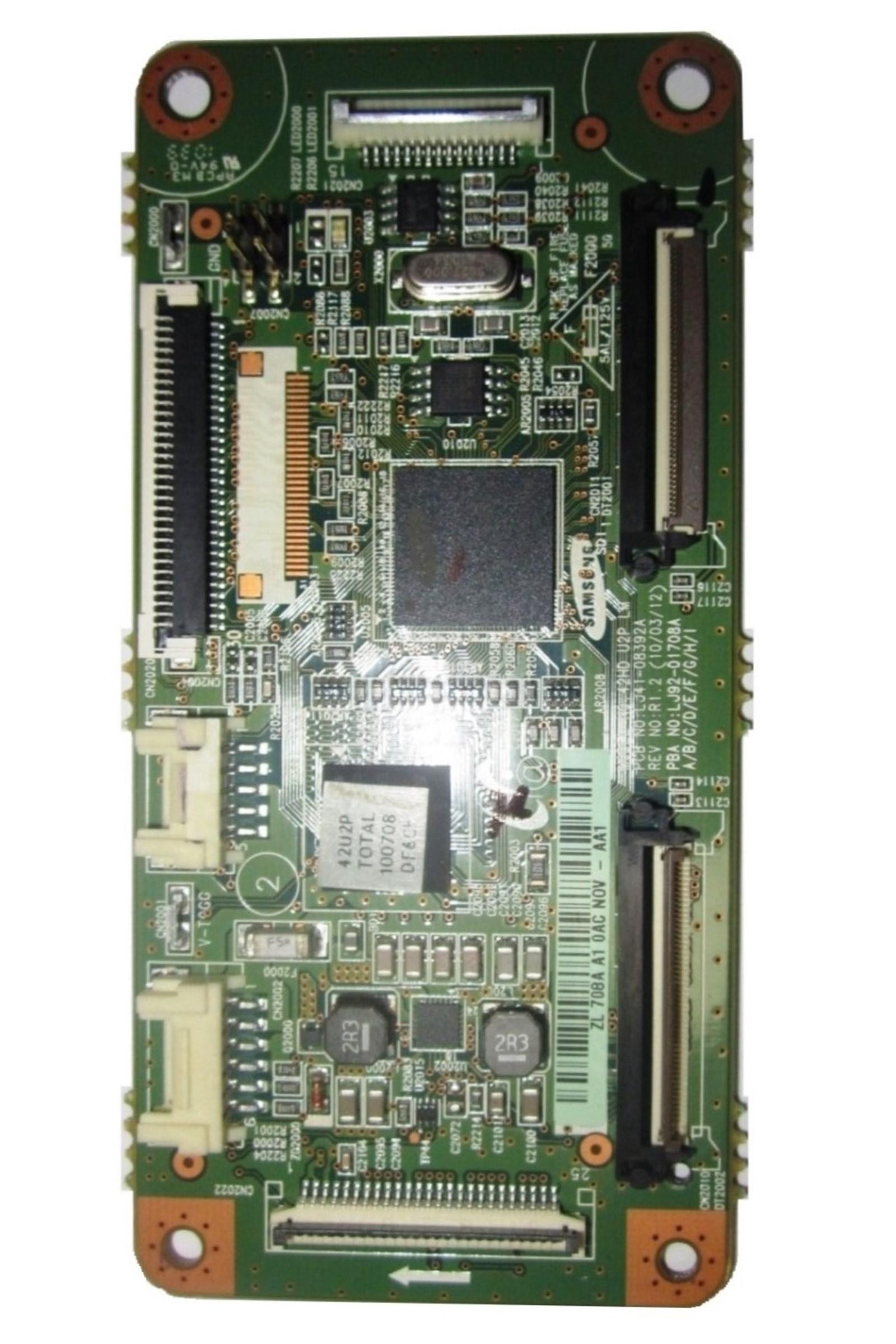 PLACA LOGICA SAMSUNG  BN96-12651A (LJ92-01708A)