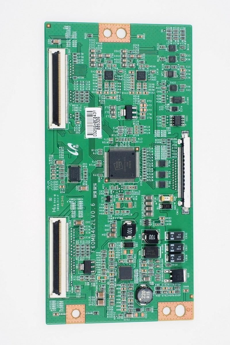 PLACA T-CON   F60MB4C2LV0.6