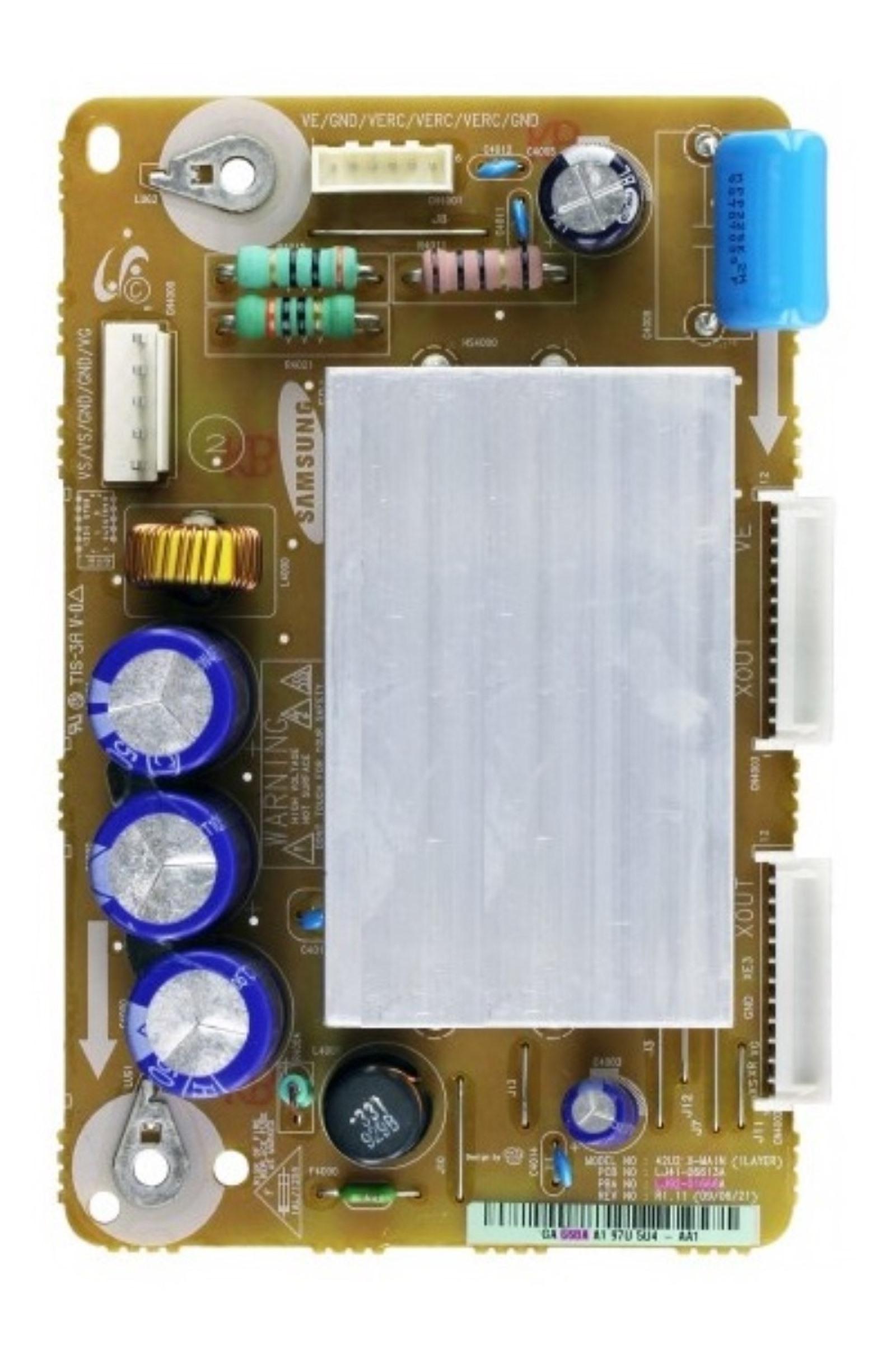 PLACA X-MAIN   BN96-12168A (LJ92-01668A)