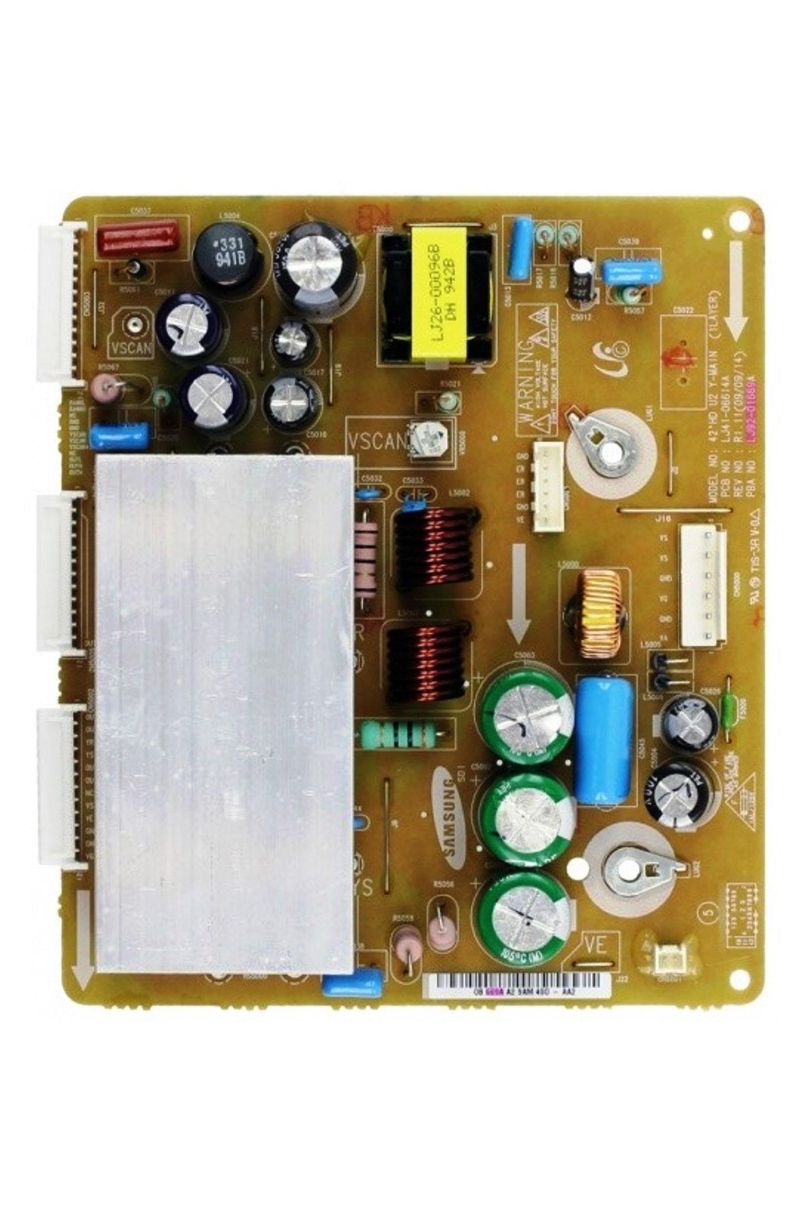 PLACA Y-MAIN  BN96-12170A (LJ92-01669A)