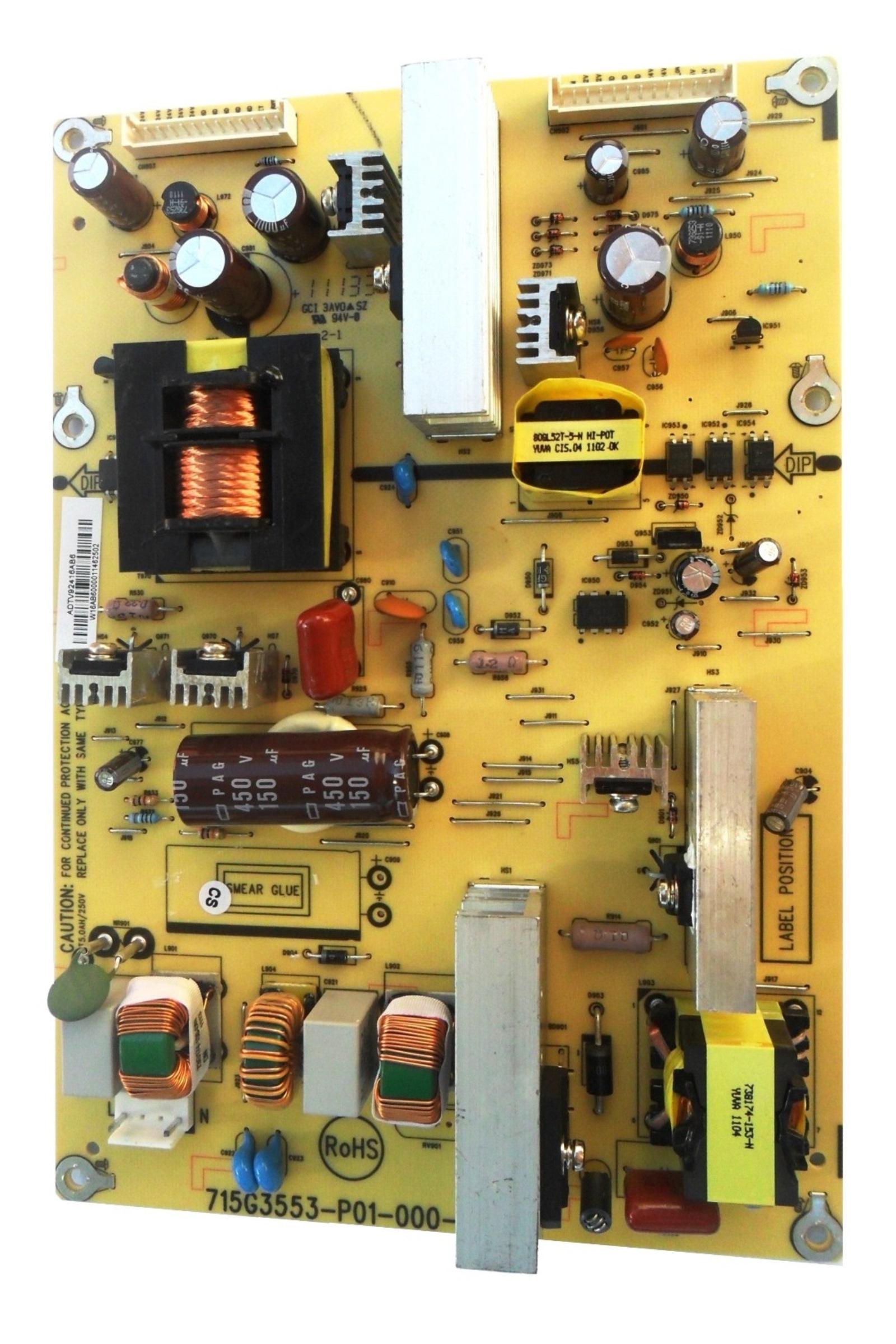 PL ALIM LCD TOSHIBA 75017449