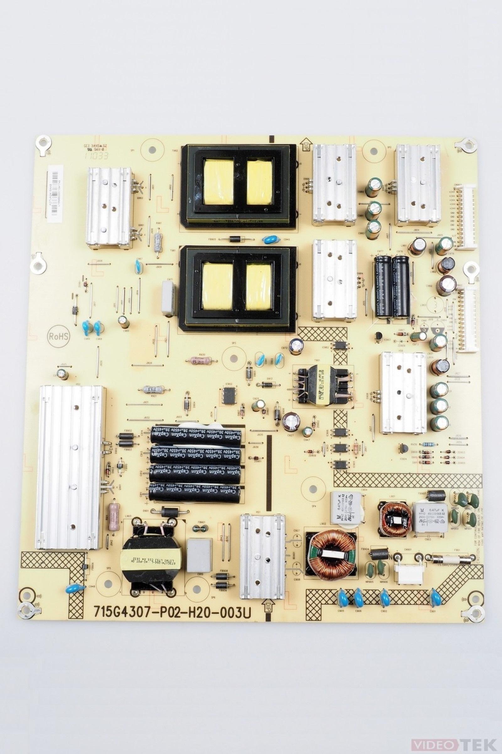 PL ALIM LCD TOSHIBA 75022305