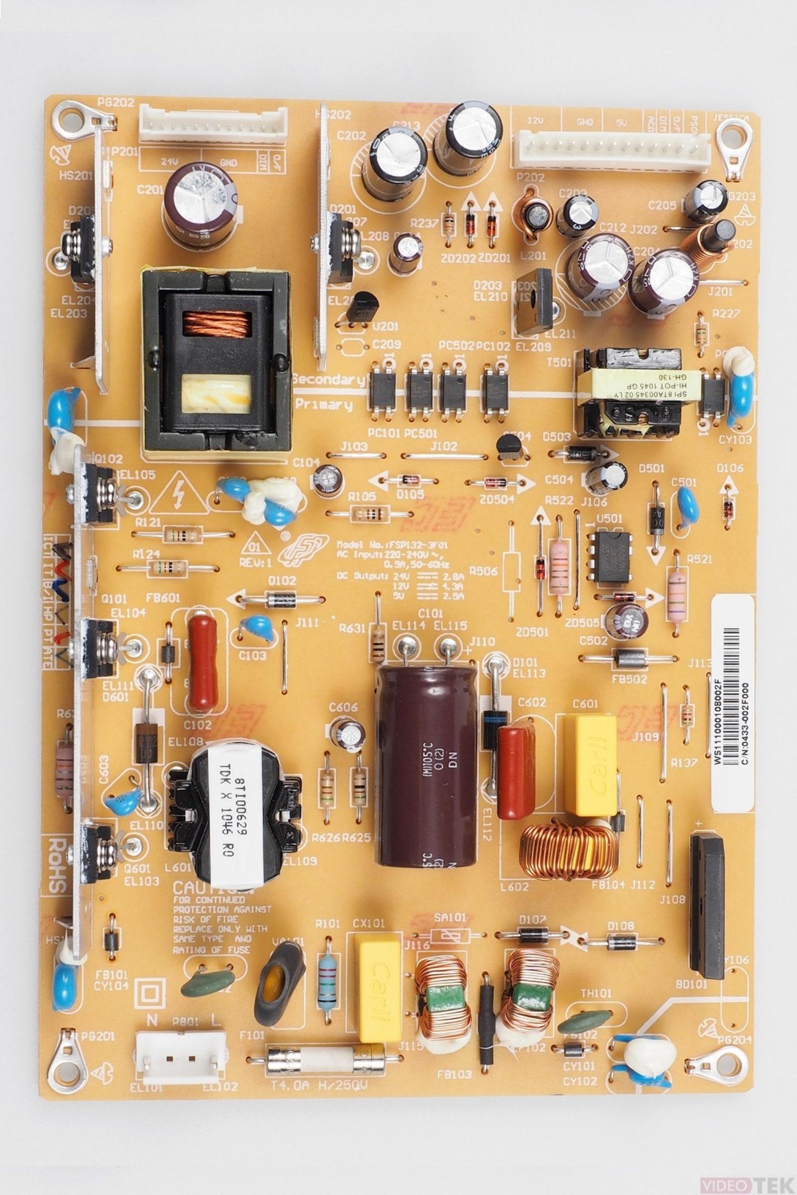 PL ALIM LCD TOSHIBA FSP132-3F01 75018688