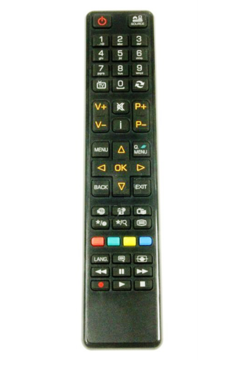 TELECOMANDA ORIGINALA TV FINLUX RC4825