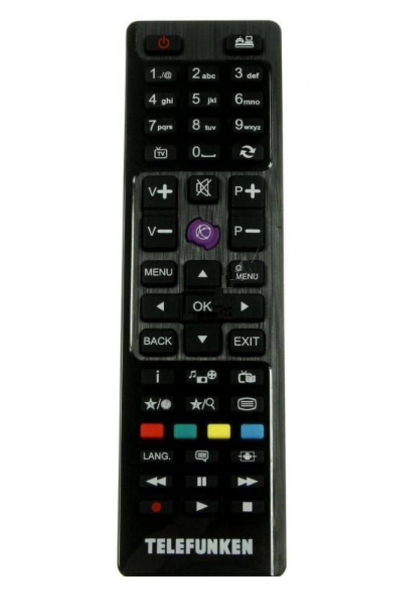 TELECOMANDA ORIGINALA TV LCD TELEFUNKEN RC4849