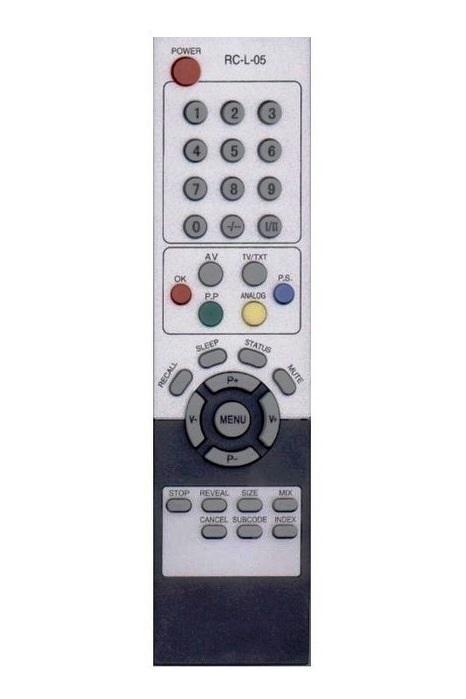 TELECOMANDA TV CARTEL RC-L-05
