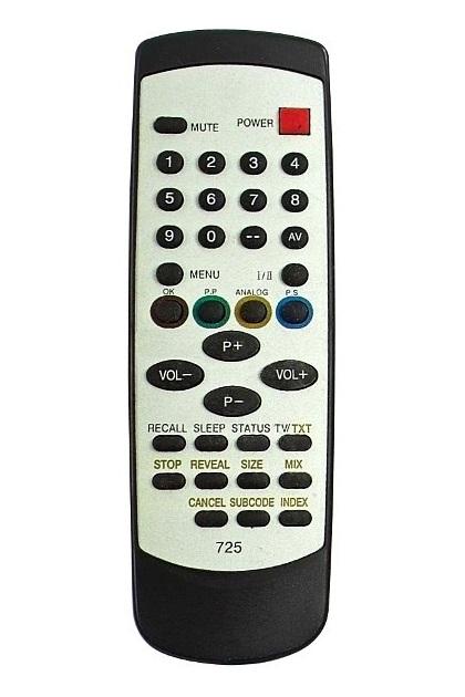 TELECOMANDA TV CARTEL RC2122