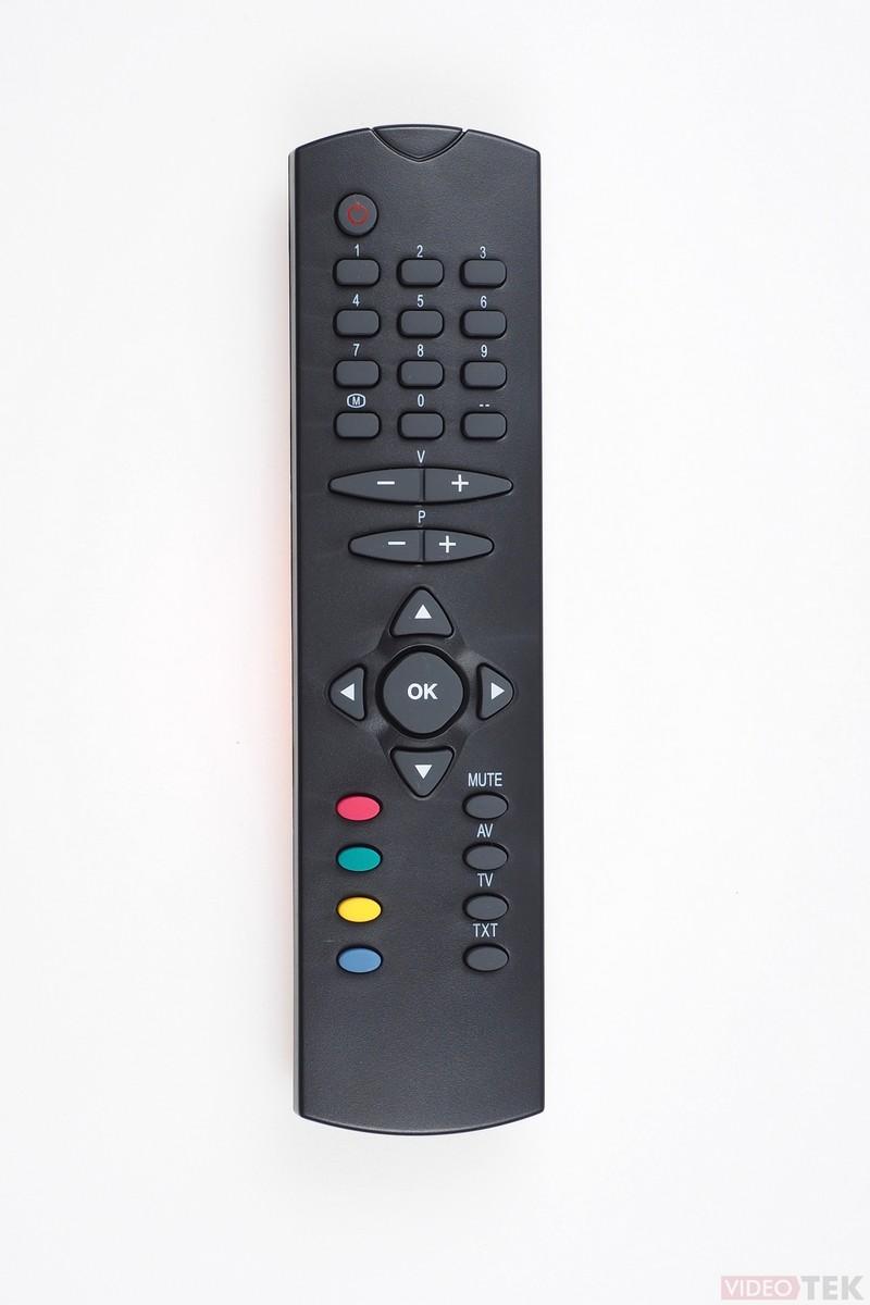 TELECOMANDA TV CLAYTON  RC1243