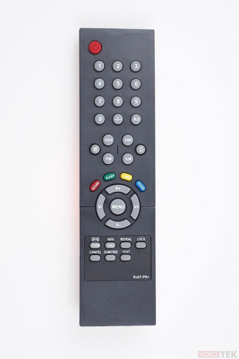 TELECOMANDA TV E-BODA RC07-P6+