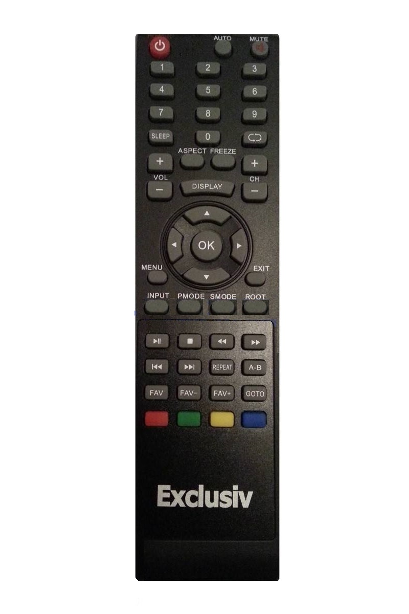 TELECOMANDA TV EXCLUSIV RC-32TV1
