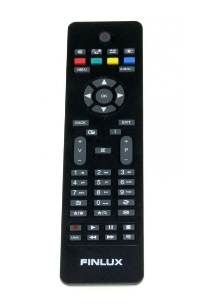 TELECOMANDA TV FINLUX RC4865