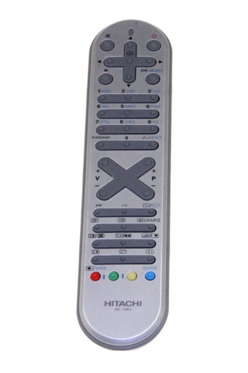 TELECOMANDA TV HITACHI RC1063