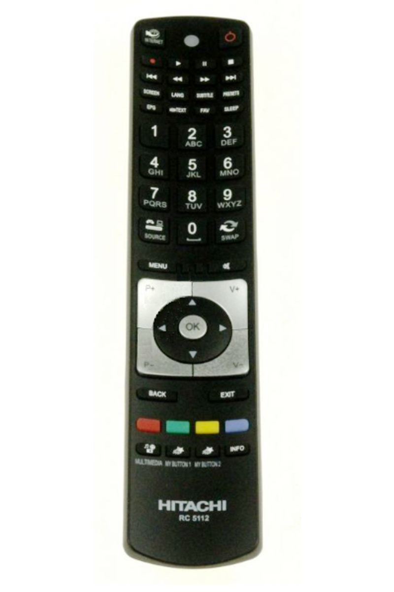 TELECOMANDA TV HITACHI RC5112