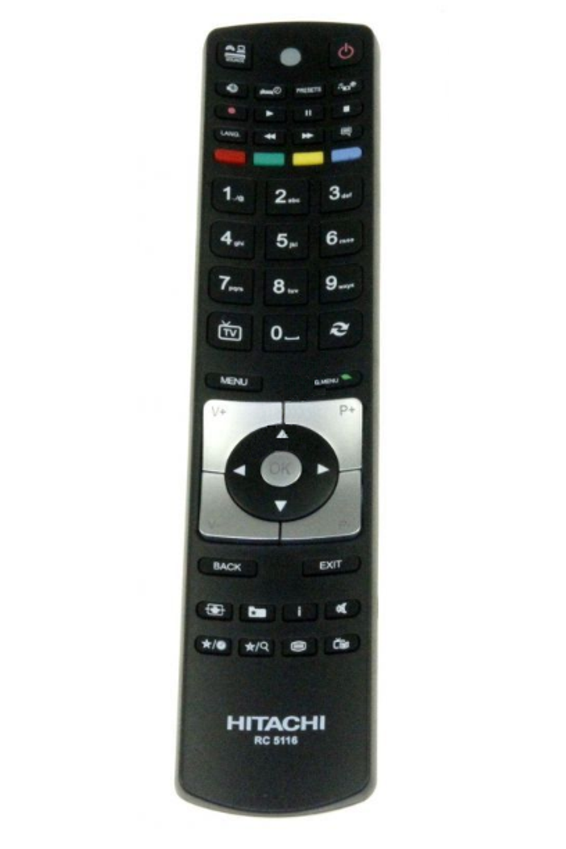 TELECOMANDA TV HITACHI RC5116