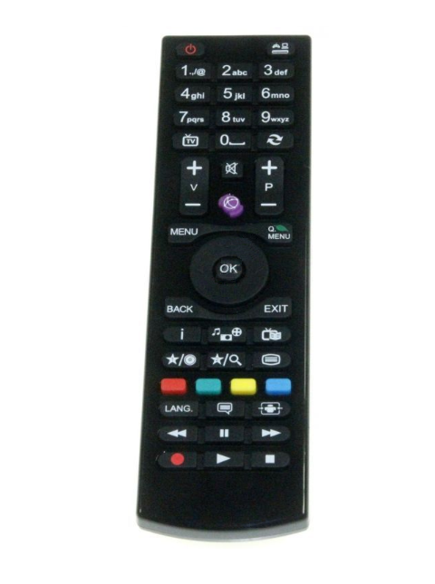 TELECOMANDA TV HITACHI  RC4870