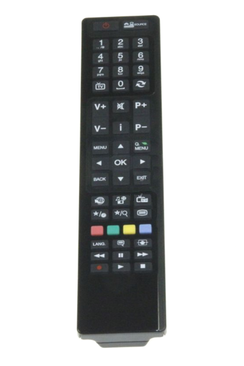 TELECOMANDA TV JVC  RC4846
