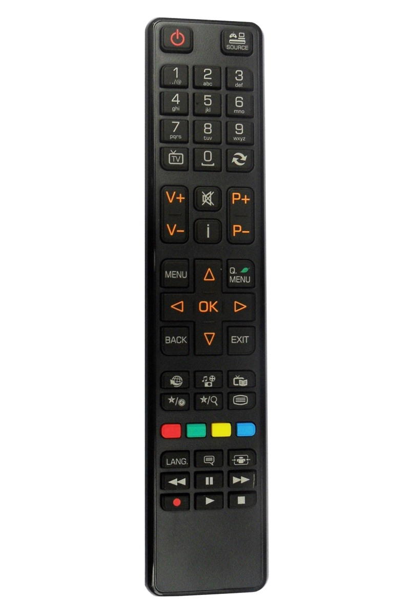 TELECOMANDA TV JVC   RC4825