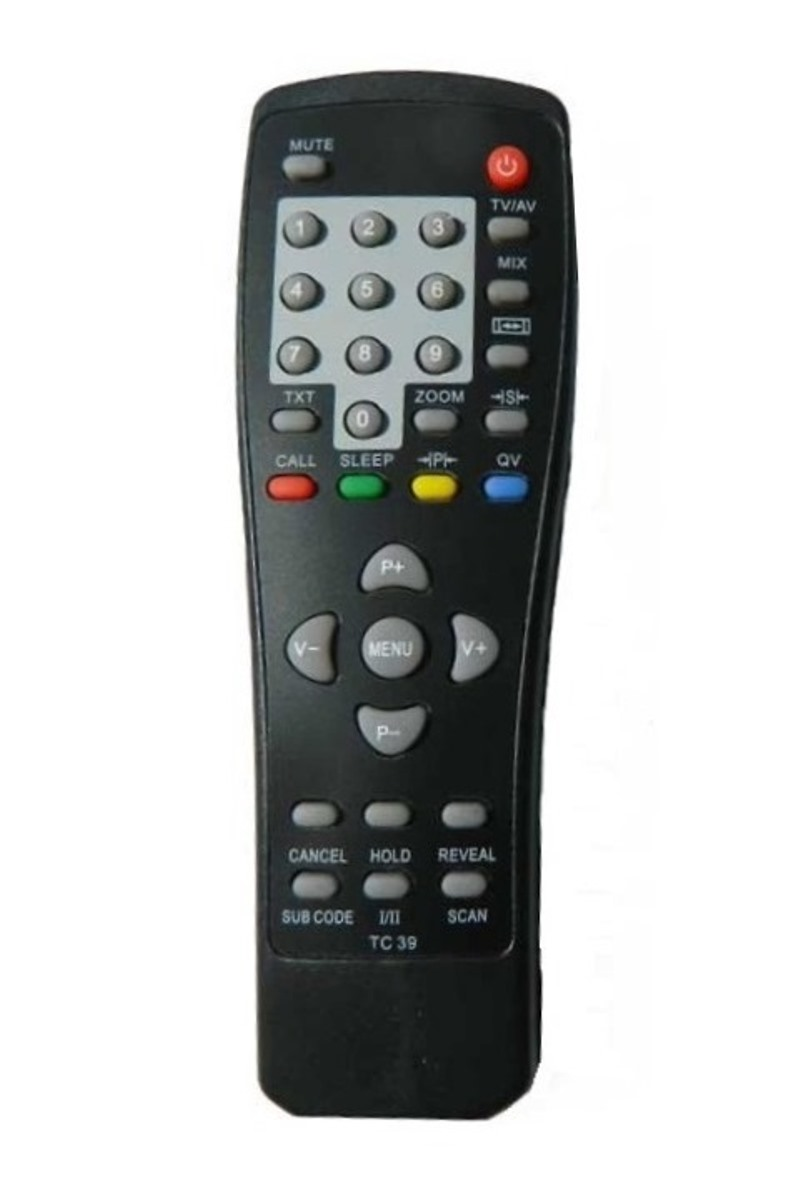 TELECOMANDA TV KENSTAR TC39