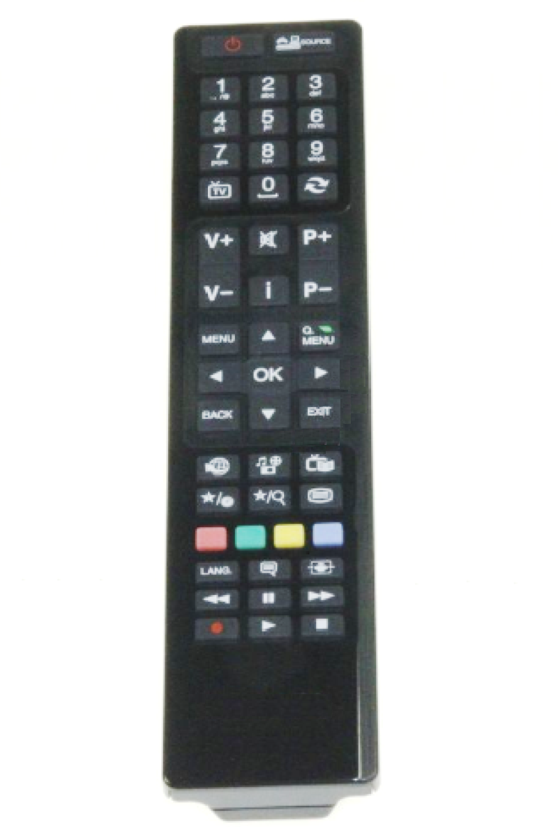 TELECOMANDA TV LCD SHARP  RC4846