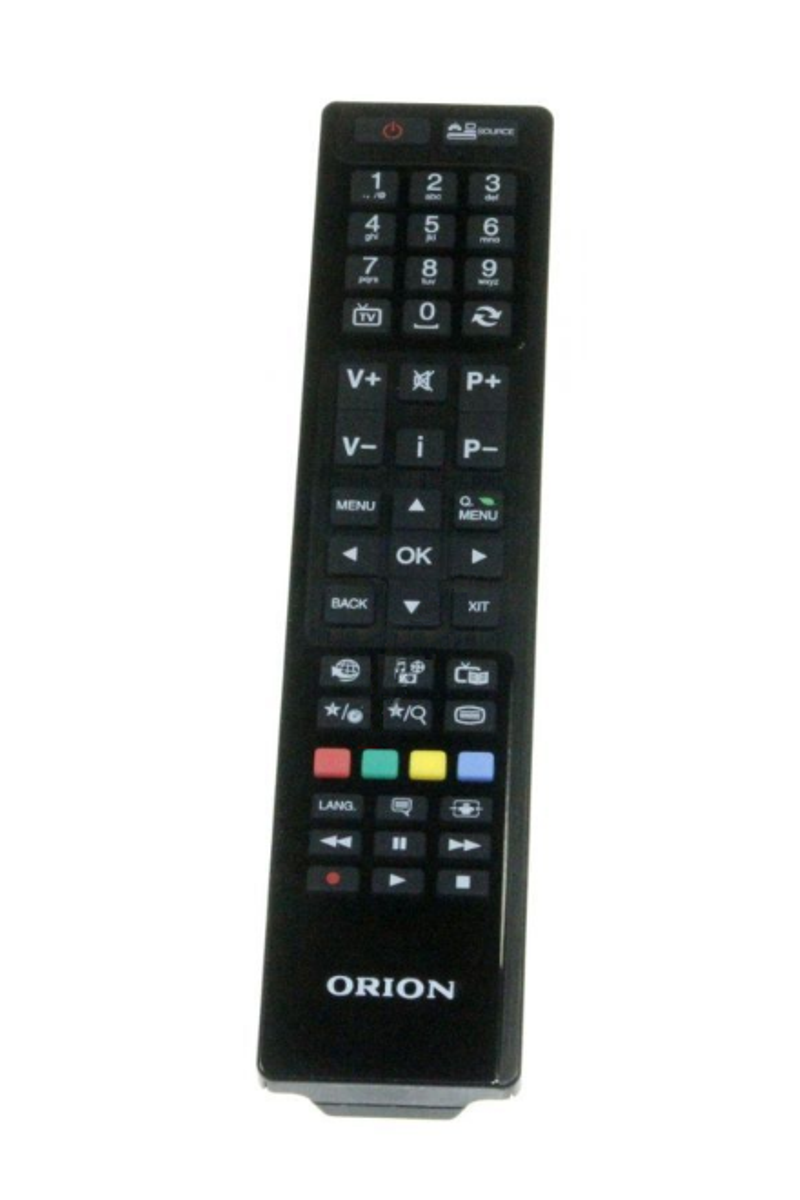TELECOMANDA TV ORION RC4847