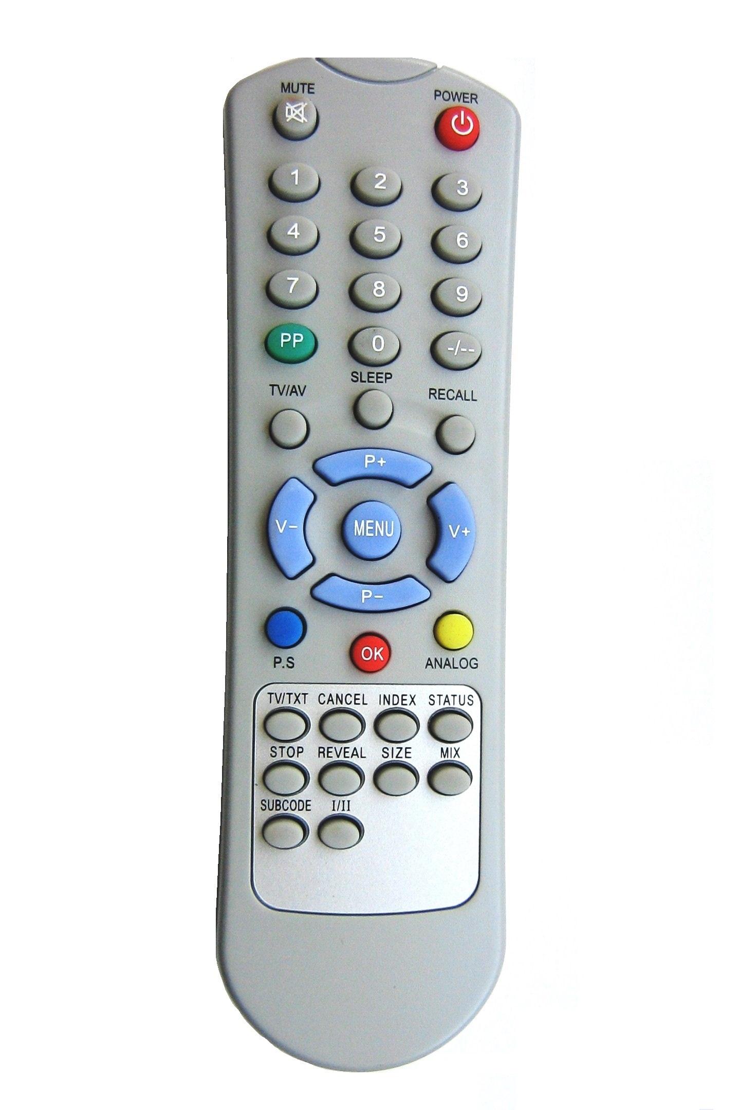 TELECOMANDA TV ZANDER  FT2101